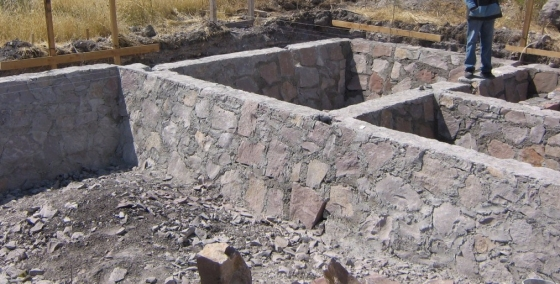 Cimentaciones de piedra arqzon - Tipos de mamposteria de piedra ...
