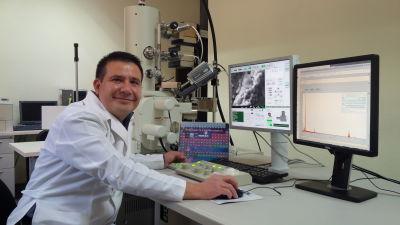 El investigador José Carlos Rubio Ávalos