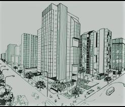 Renovación Urbana de Zona Sur - 1958-62