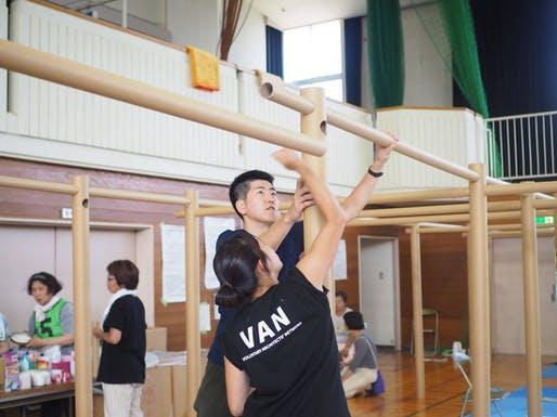 Imagen: VAN - Red de Arquitectos Voluntarios