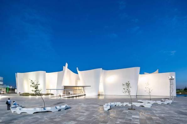 Museo Internacional de barroco ll Foto el incorrecto